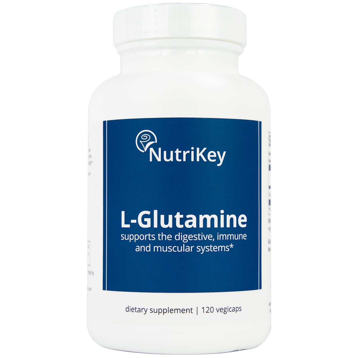 L-GLUTAMINE, 120 vegicaps