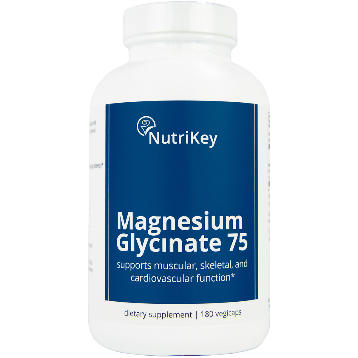 MAGNESIUM GLYCINATE 75, 180 vegicaps