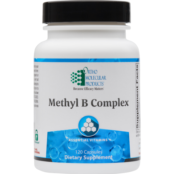 Methyl B Complex, 60 caps