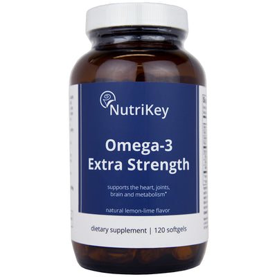 Omega-3 Extra Strength, 120 softgels