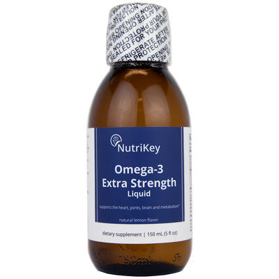 Omega-3 Extra Strength Liquid, 5oz