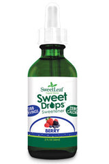 SWEET DROPS, BERRY, 2 oz
