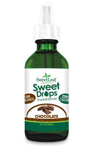 Sweet Drops, Chocolate, 2 oz