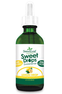 Sweet Drops, Lemon Drop, 2 oz