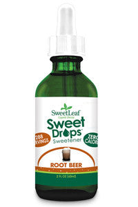 SWEET DROPS, ROOT BEER, 2 oz