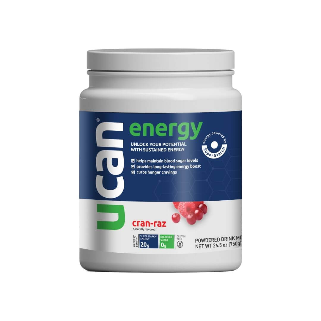 UCAN Superstarch Energy Tub, Cran-Raz