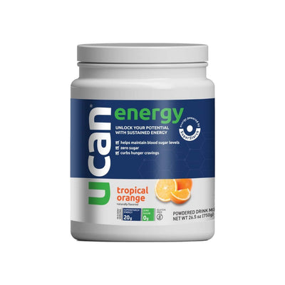 UCAN Superstarch Energy Tub, Orange