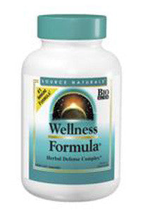 Wellness Formula, 120 caps