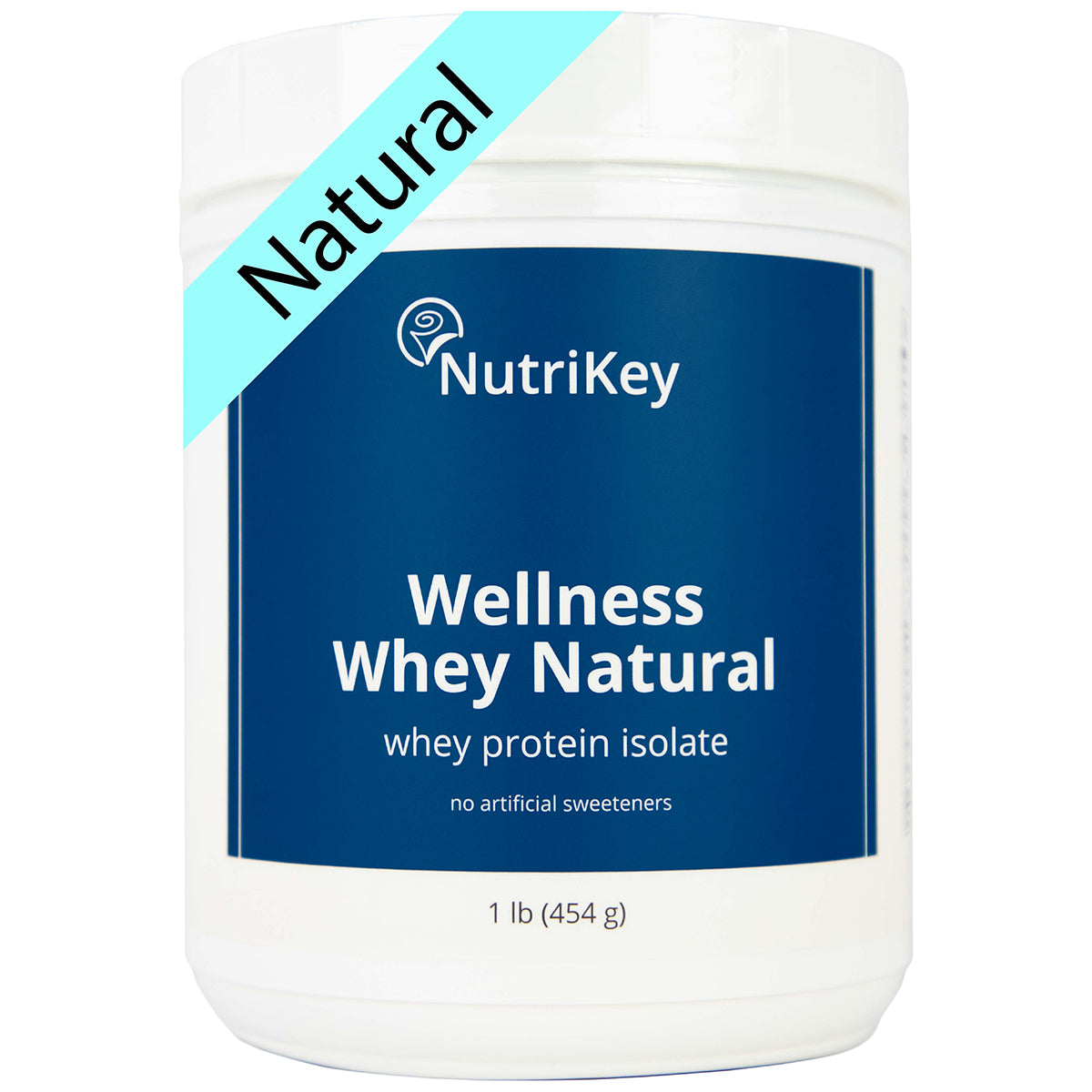 Wellness Whey Natural, 1lb