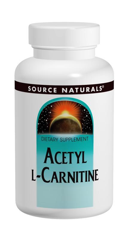 Acetyl L-Carnitine, 30 tabs