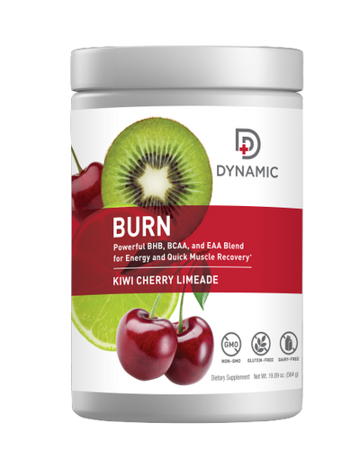 Dynamic Burn, Kiwi Cherry Limeade, 19.89oz