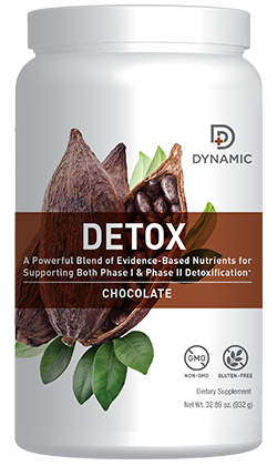 Dynamic Detox Chocolate, 32oz