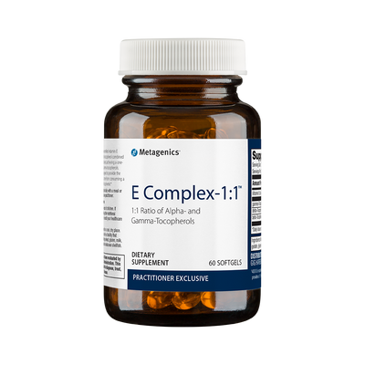 E Complex-1:1, 60 softgels