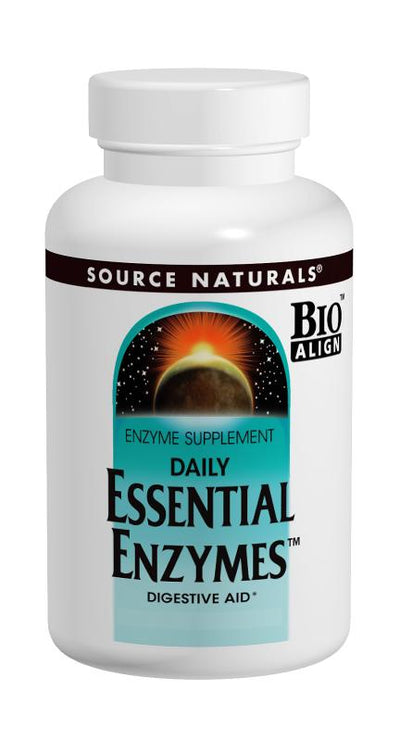 Essential Enzymes, 120 caps