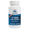 E-Toco, 60 softgels
