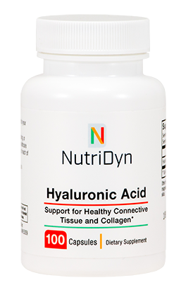 Hyaluronic Acid, 100 caps