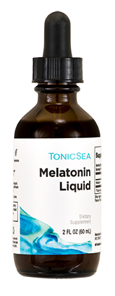 Melatonin Liquid, 2oz
