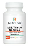 Milk Thistle Complex, 60 caps