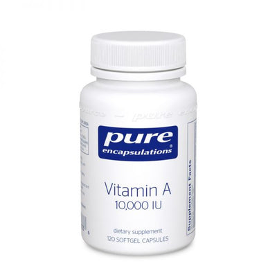 Vitamin A 10,000 IU, 120 softgels