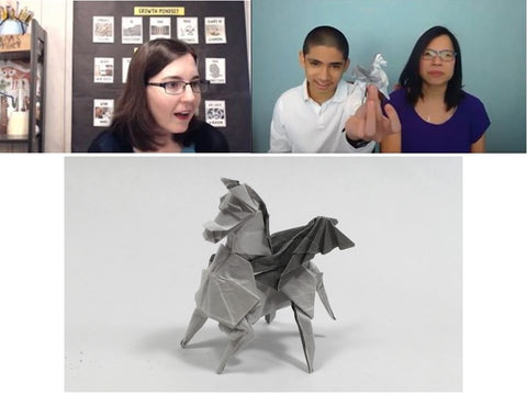 OctoGifts STEM CON 2020 origami