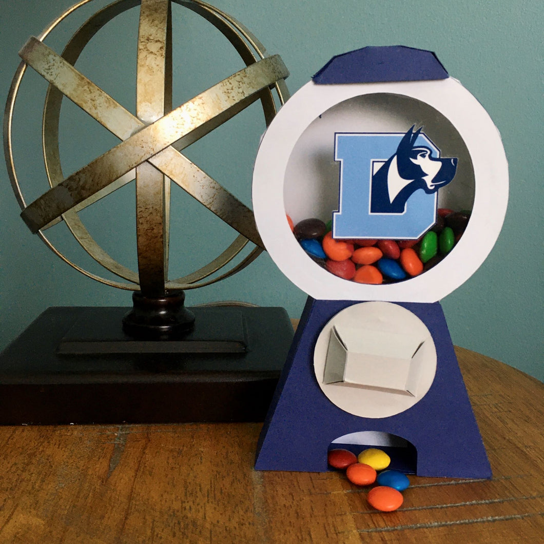 Denmark HS Gumball Machine, DIY Kit