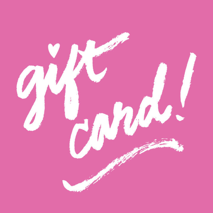 Gift Card!