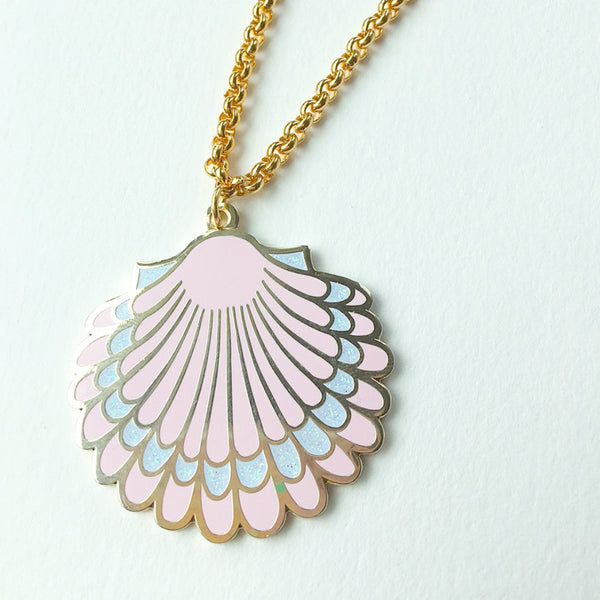 Mermaid Seashell Necklace