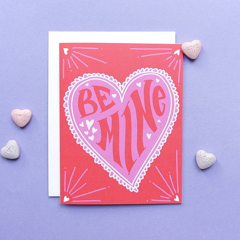 Groovy Love Card