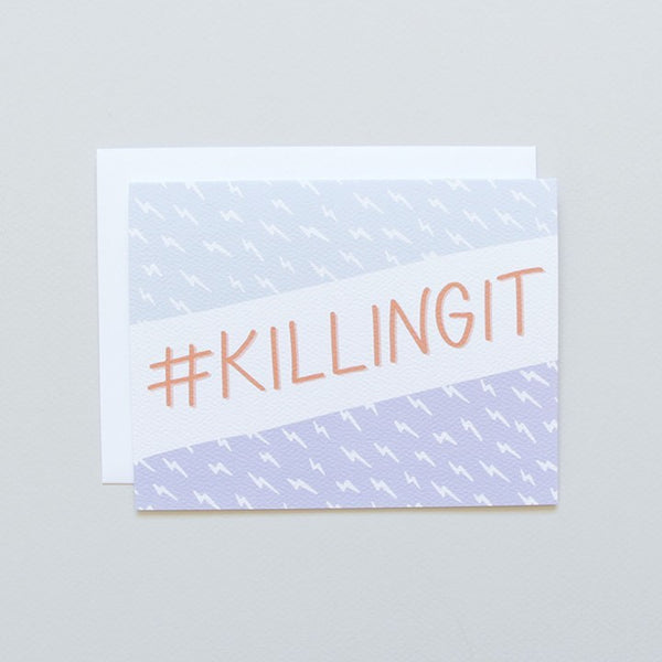 Cards & Tags - Love & Friendship - #killingit Card
