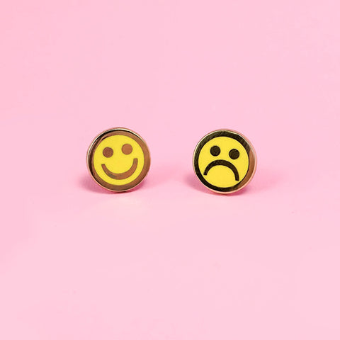 Mood Swings Stud Earrings