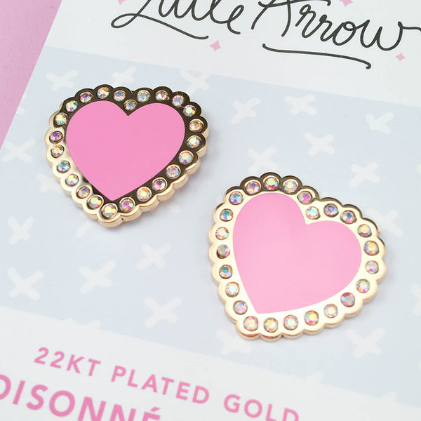 Love Boat Earrings