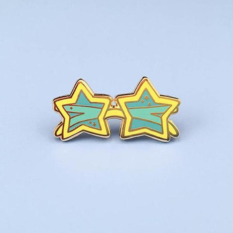 Star Sunnies Lapel Pin