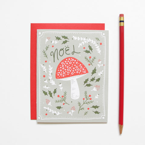 SALE! Yuletide Forest Holiday Card
