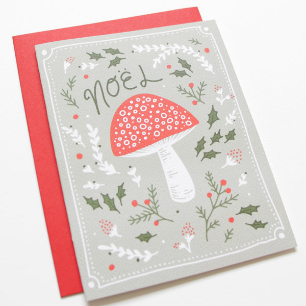 Holiday - Cards - Yuletide Forest Holiday Card
