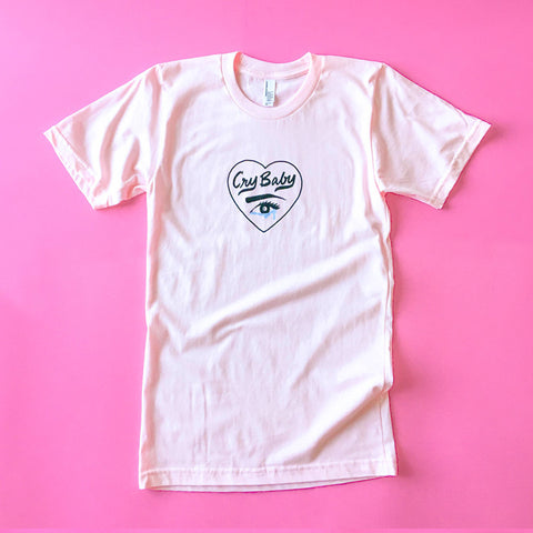 Cry Baby Tee - Size L