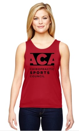 ACA Ladies Training Tank