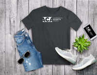 White ACA Logo Short Sleeve