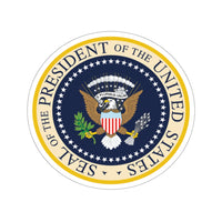PRESIDENTIAL SEAL - Kiss-Cut Stickers in 4 sizes