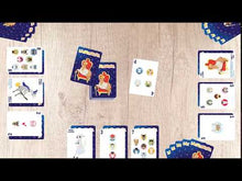 Load and play video in Gallery viewer, Llama Drama Card Game, Waterproof and Tear-Proof - Easy to Learn for Kids and Adults