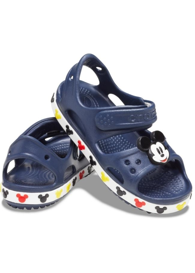 Kids' Crocs Fun Lab Crocband™ II Disney Mickey Mouse Sandal