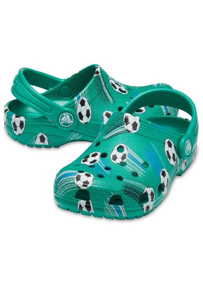Crocs Kids' Classic Sport Ball Clog PS
