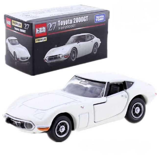 Tomica: 27 Toyota 2000GT