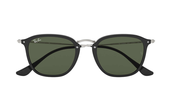 Ray Ban Square Shape Black
