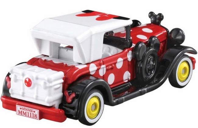 Tomica: DM-11 Classic Mickey Mouse (current)