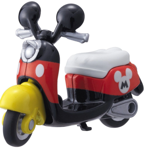 Tomica: DM-13 Chim Chim Mickey Mouse (current)