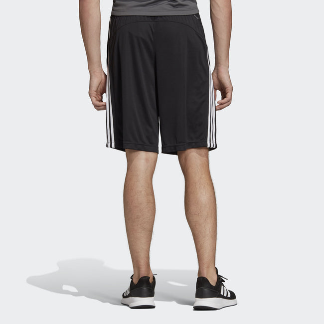adidas-D2M Cool Sho 3S-SHORTS-MEN
