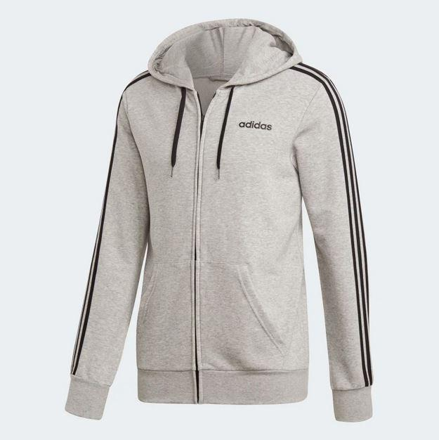 adidas-E 3S FZ FT-JACKET-MEN