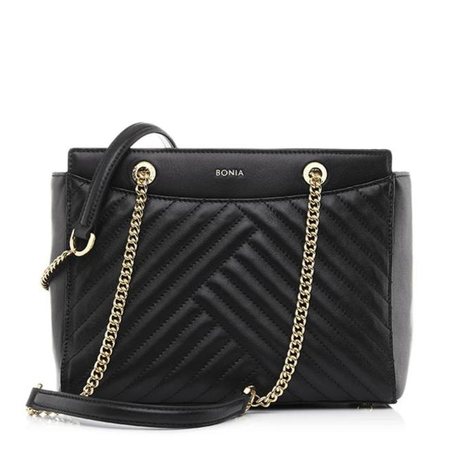 Bonia Full Leather Lady Shoulder Bag