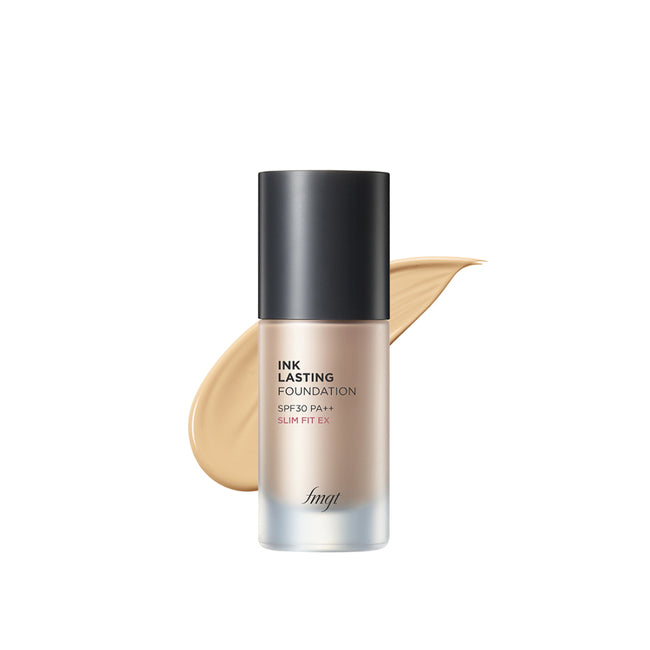 INK LASTING FOUNDATION SLIM FIT N201 APRICOT BEIGE