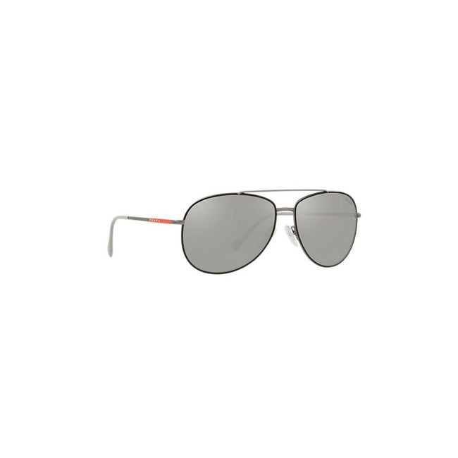 Prada Lifestyle Pilot Light Grey Mirror Silver